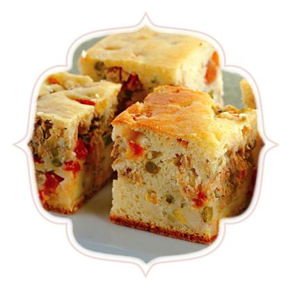 Torta Rápida De Atum Falani